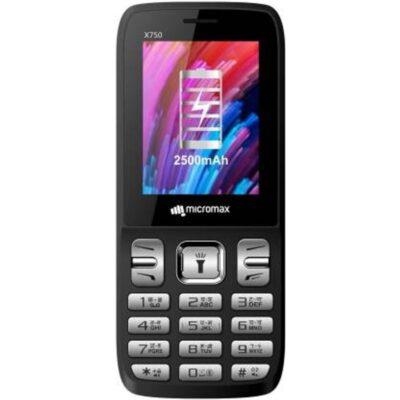 micromax-x750-black-front-okayprice